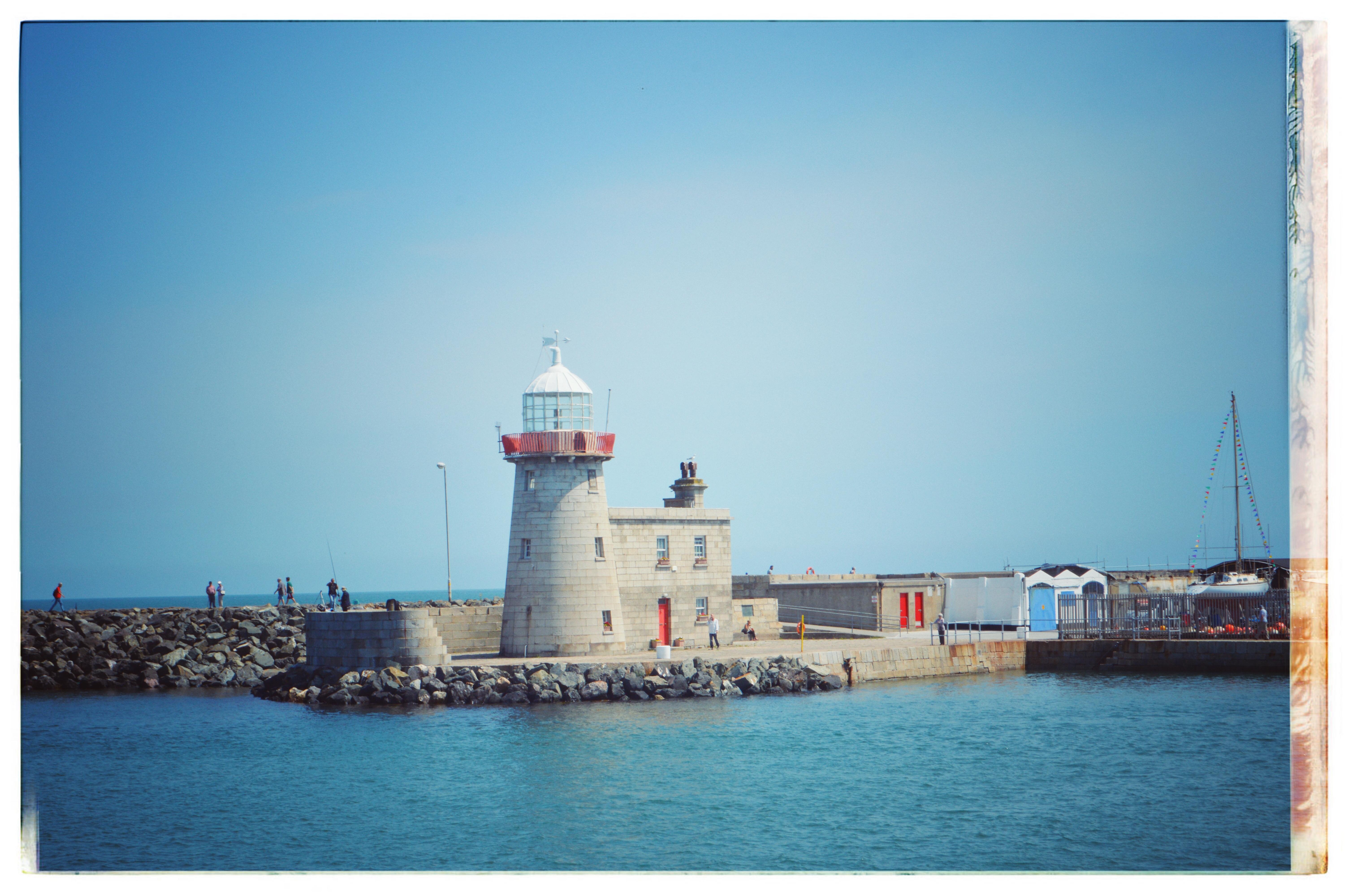 Light house Howth Ireland