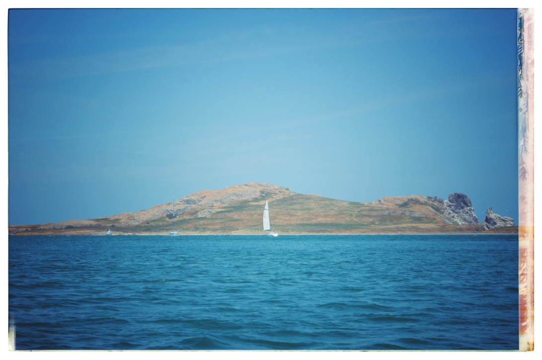 Island in Howth Ireland