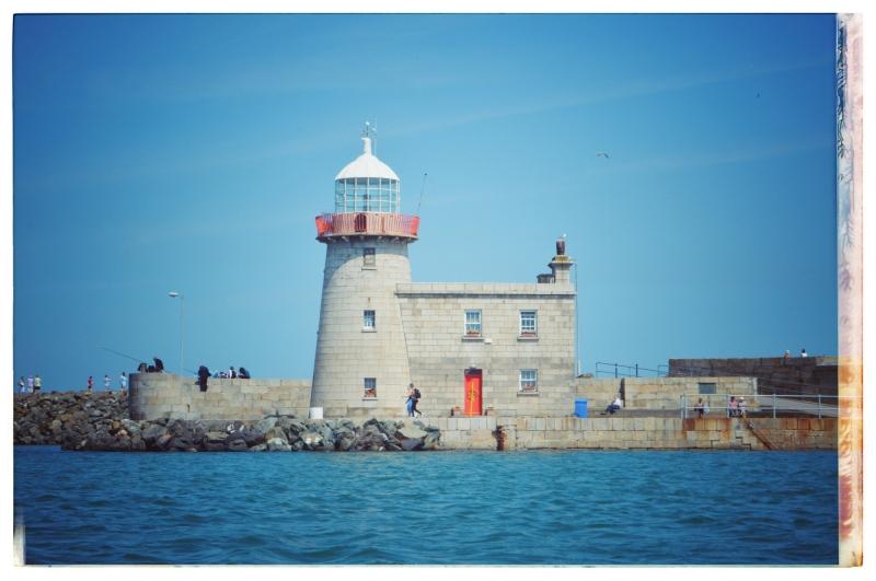 Lighthouse Howth Ireland