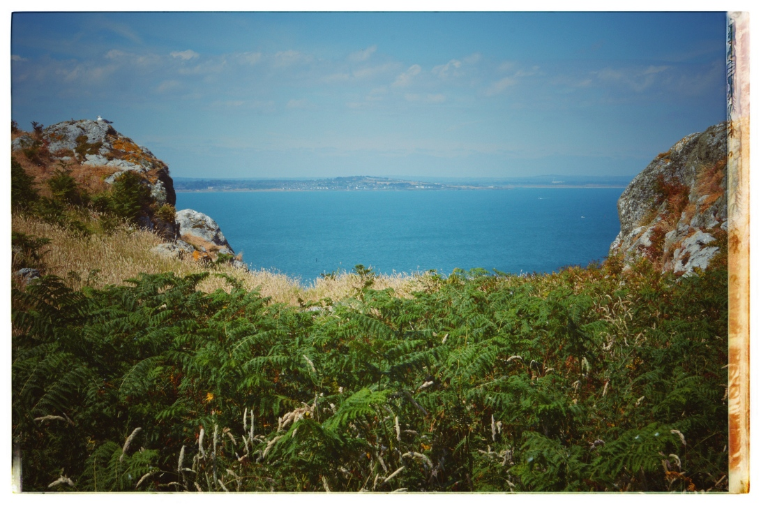 View of Howth ireland
