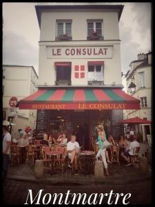 Paris France europe travel adventure city landscape photography wanderlust candid photos of people Montmartre