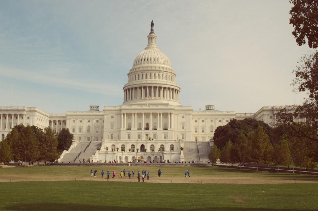 United States Capital Washington DC, congress building, historical buildings in Washington dc