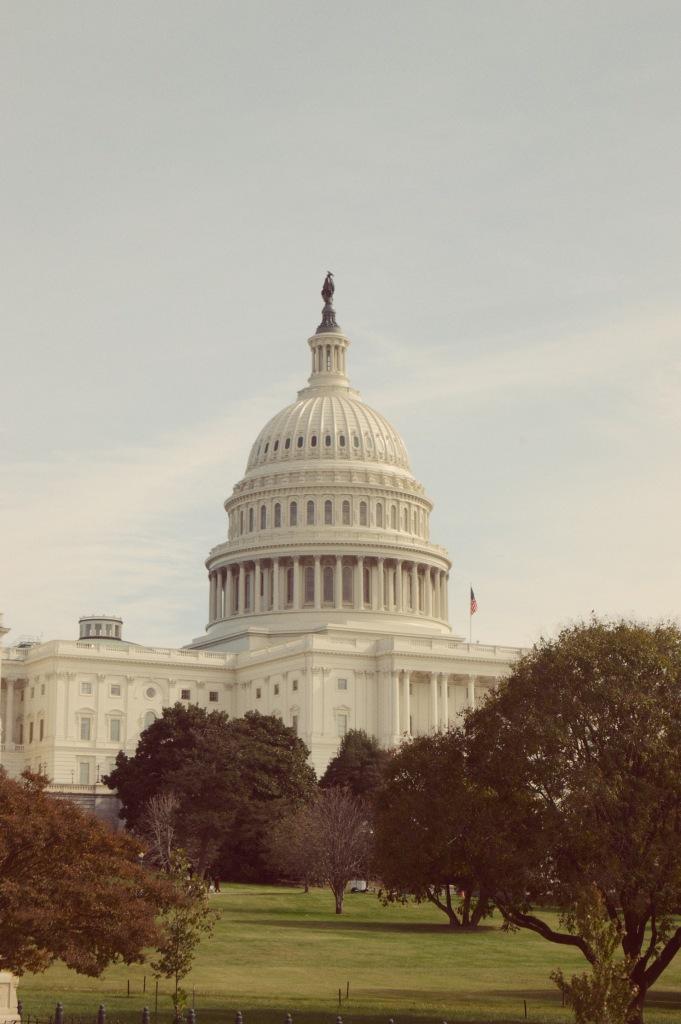 United States Capital Washington DC, historical buildings in Washington DC